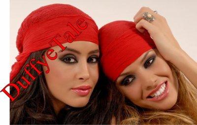 Dafina Zeqiri & Aferdita Dreshaj ( MisS Kosova)