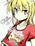 T-shirt Natsu