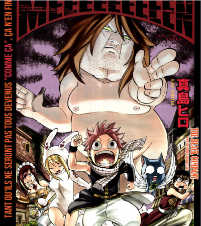 Fairy Tail chapitre 425.5