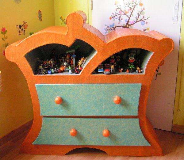 meuble commode pour chambre d'enfants
