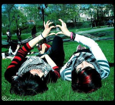 ChOuChOu-MeRy (best friends cuz our parents couldn't handle us as sisters )