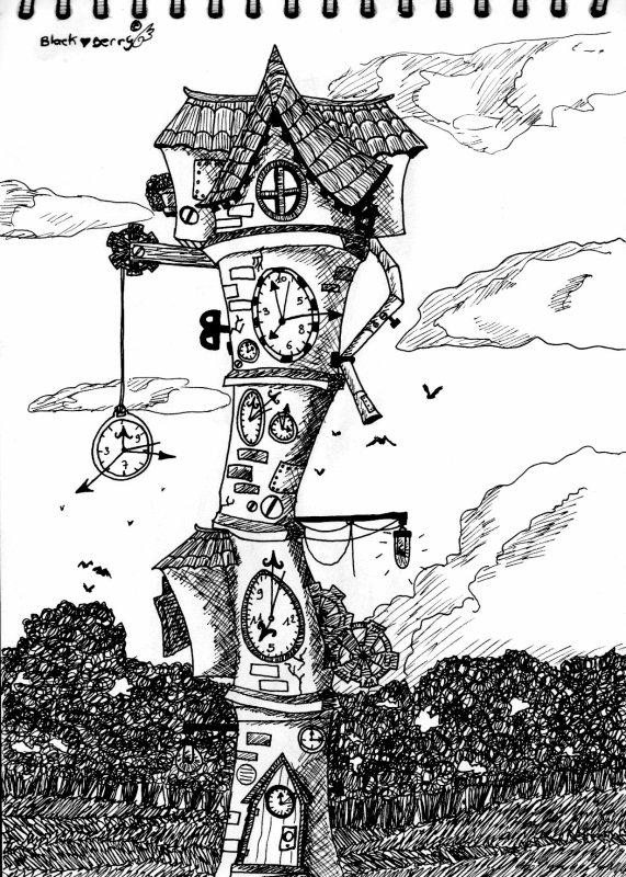 Retour à la Clock Tower :