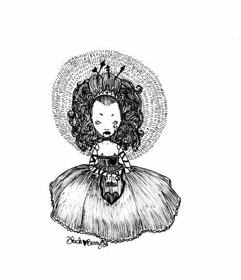 La Marquise aux Yeux de Verre :