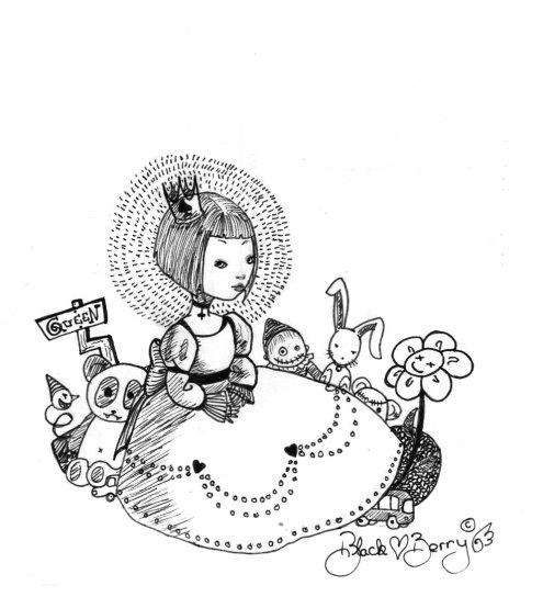 La Princesse aux jouets :