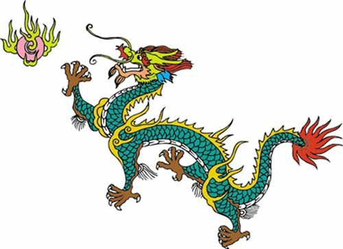 L'année du dragon!