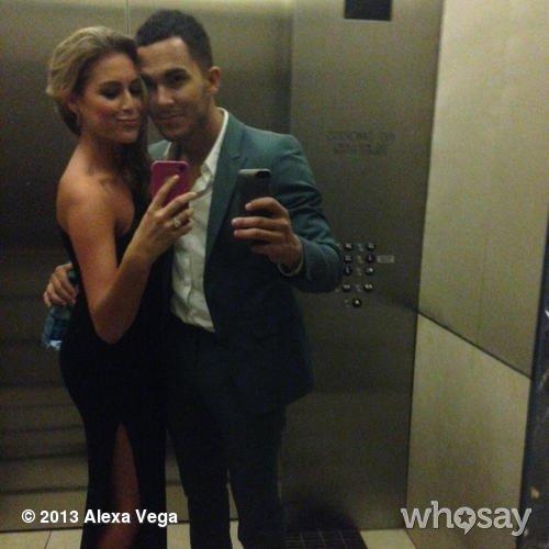 Carlos Pena et Alexa Vega - Machete Kills