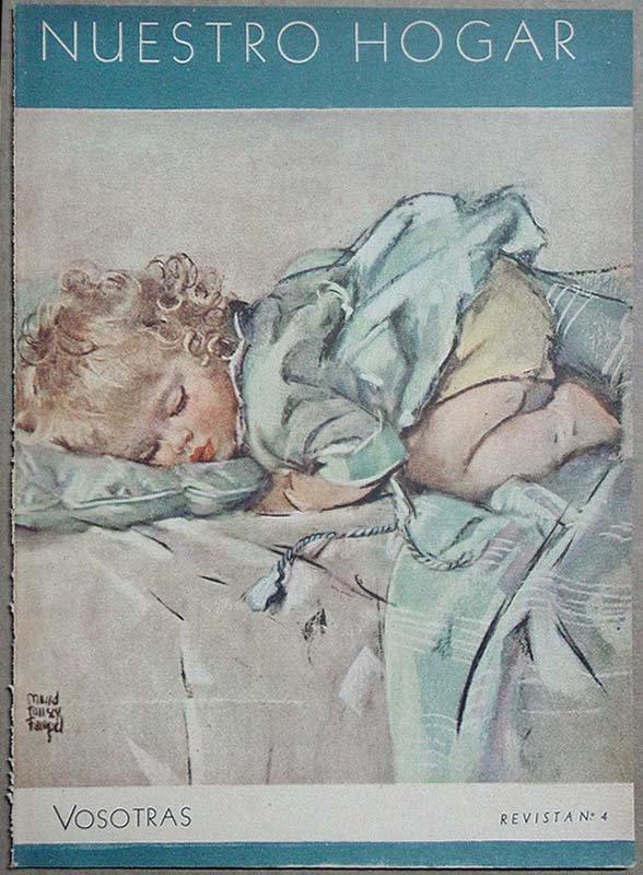 MAUD TOUSEY FANGEL 1881-1968