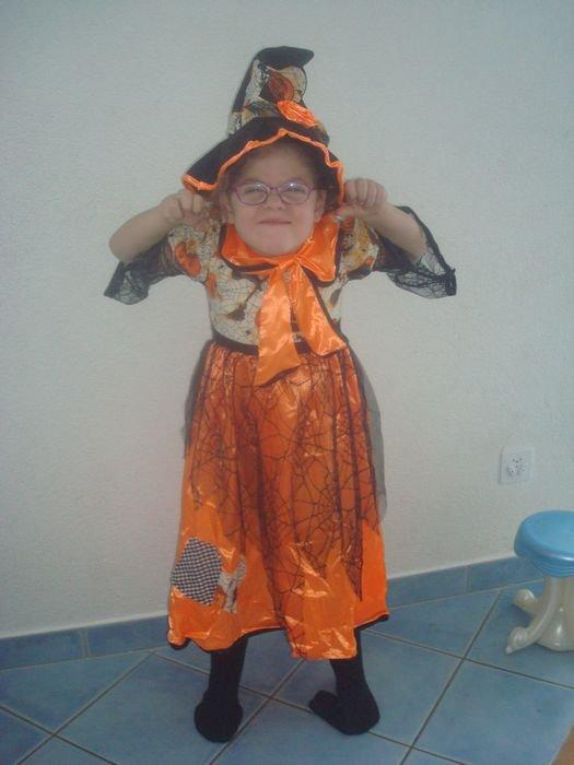 Ma petite sorcière .......