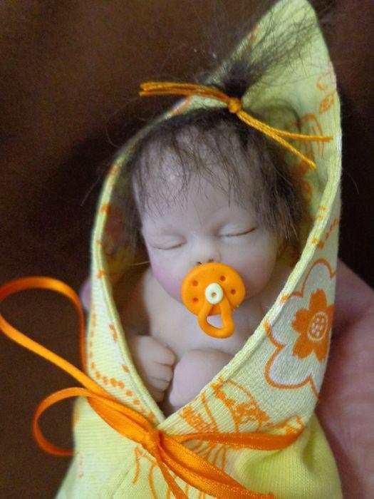 Talia ..... bébé dormeur 10cm .....