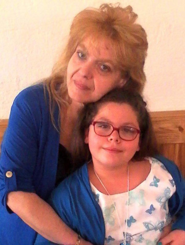 Ma fille et moi ......