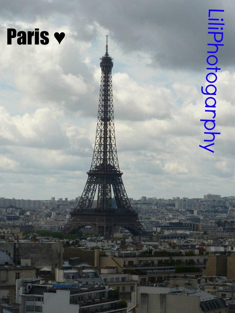 Paris , l'un des plus bel endroits