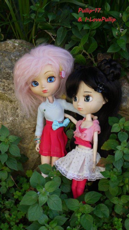 Séance photo de Kim et Méline Par Pullip-17