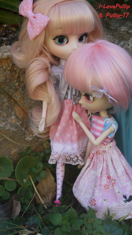 Séance photo d'Allyzée et de Zoélie Par I-LovePullip (3)