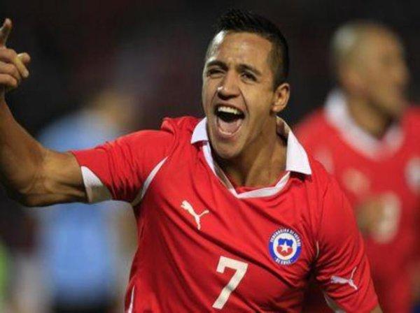 Alexis Sanchez , une pépite !