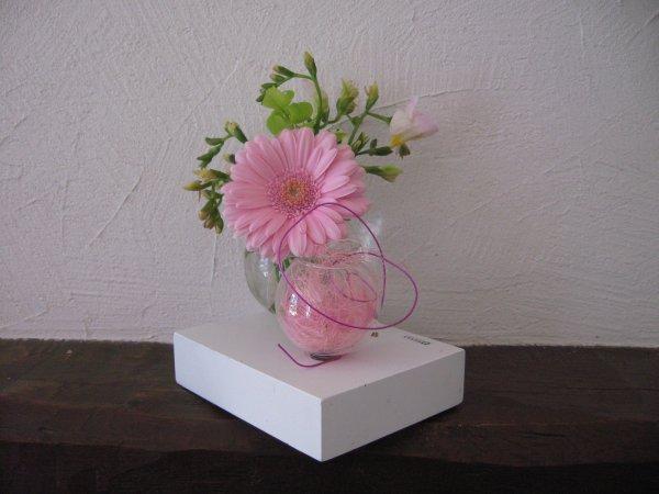 Souvent Petite composition - Blog de Cataleya - Art Floral BM38