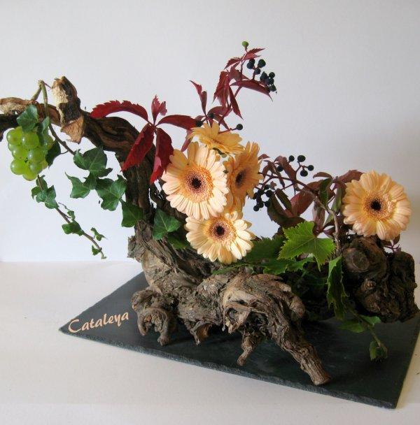 vendanges blog de cataleya art floral. Black Bedroom Furniture Sets. Home Design Ideas