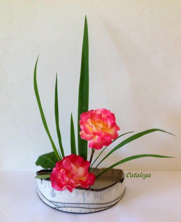 Ikebana de base