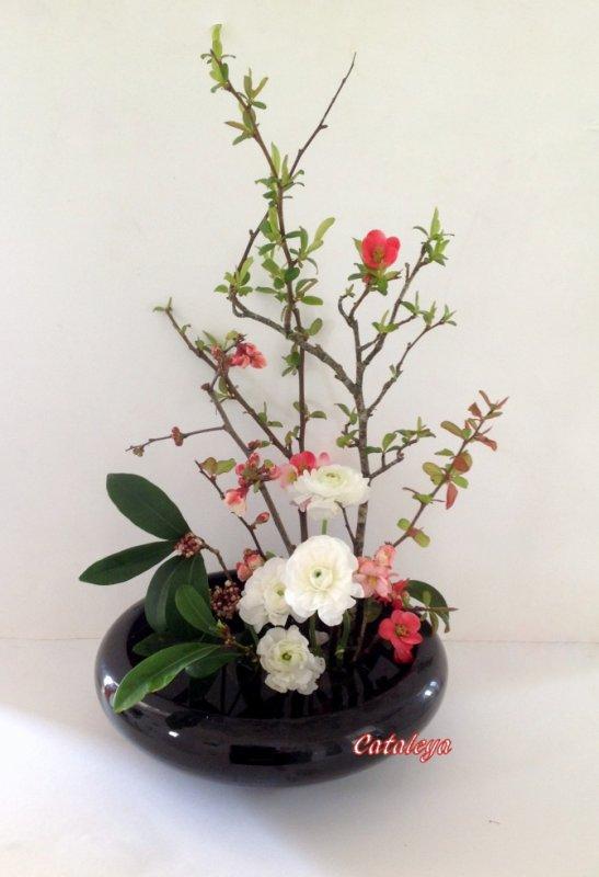 Cours d'Ikebana de printemps