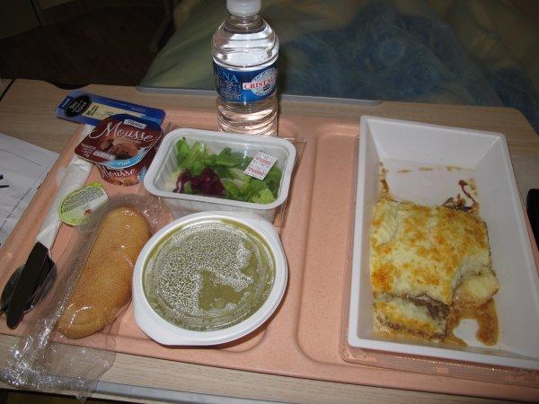 Hôpital : Jour n°3... ♥