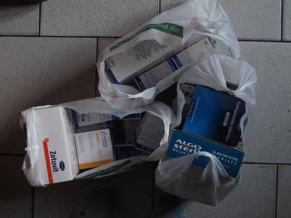 Accessoires Post-Opératoire... ♥