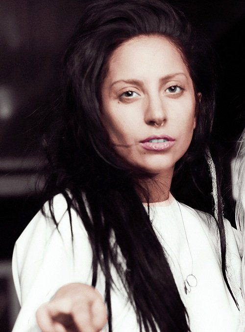 Sans maquillage *o*