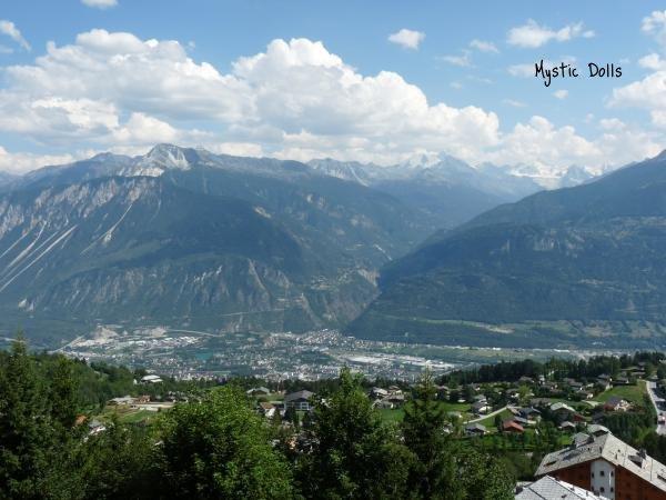 Suisse et Nouvelle Arrivante 🎉