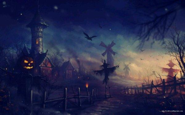 Enfin Halloween !