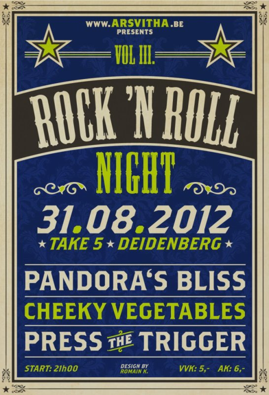 Rock 'n Roll Night Vol III