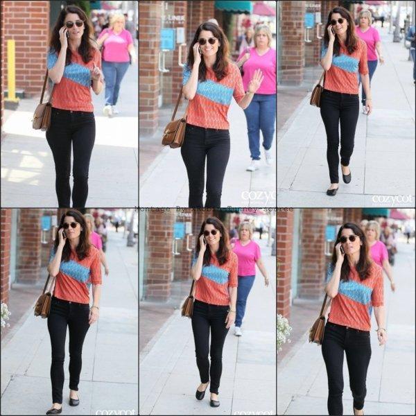 Robin a Beverly Hills le 13 juin 2012