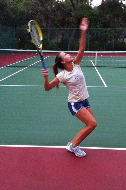 | ITF Denver | Mimi de retour sur dur