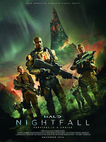 Halo : Nightfall
