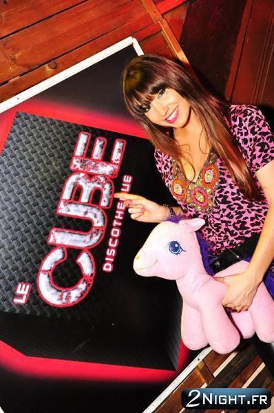 Oriska au Cube Club d'Epinouze