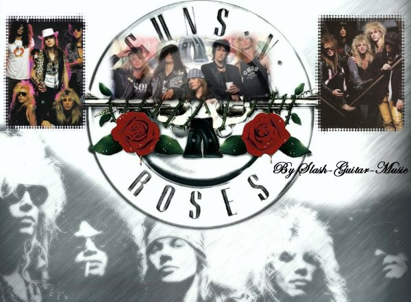 La période Guns' n' Roses : Appetite for Destruction