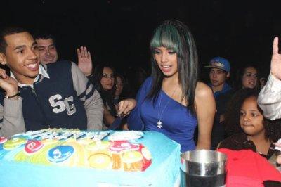 Fiesta de cumpleaños de Jasmine Villegas