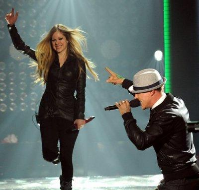 Avril Lavigne en Xfactor