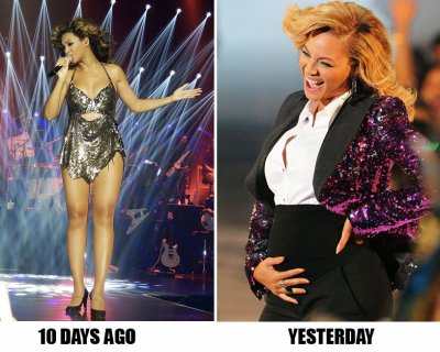 Ya ha nacido el bébé de Beyoncé y Jay-Z