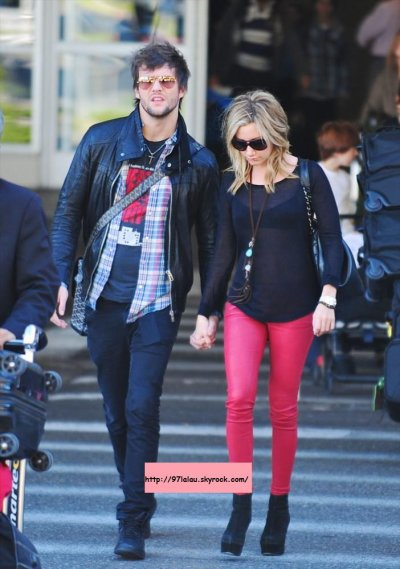 Ashley Tisdale tiene nuevo novio