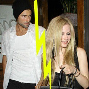 Avril Lavigne y Brody Jenner han terminado su relación