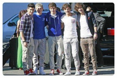 One Direction en USA