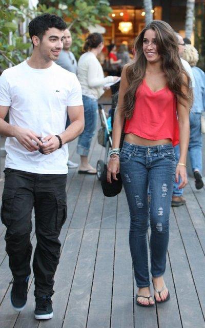 ¿Joe Jonas tiene una nueva novia?