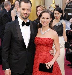 Natalie Portman y Benjamin Millipied se han casado, en secreto