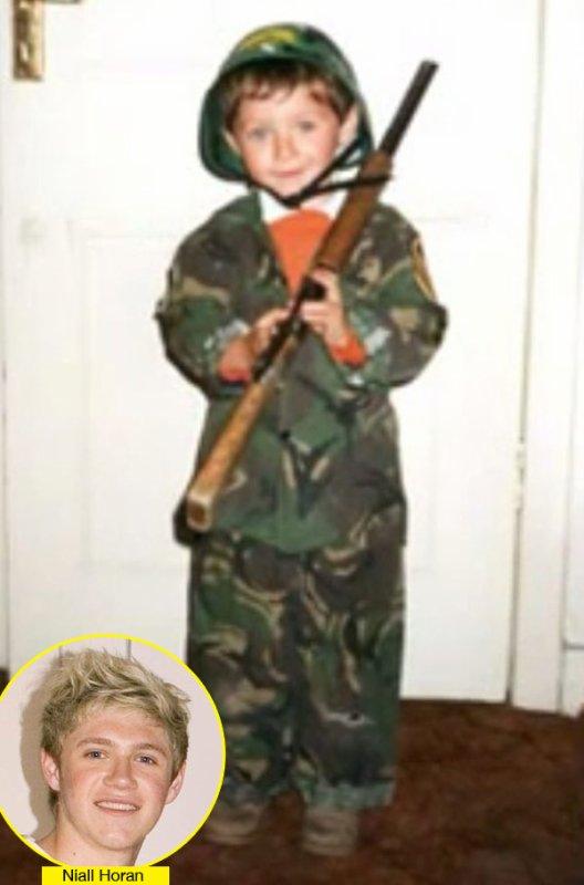 Zoom sobre... One Direction (+ fotos de Harry Styles, Liam Payne, Louis Tomlinson, Niall Horan y Zayn Malik de pequeños)