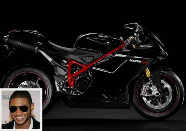 Justin Bieber tiene una nueva moto