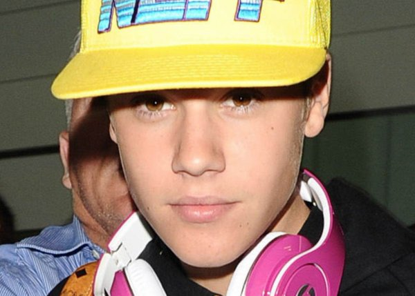 Justin Bieber rubio