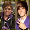Miley Cyrus se burla de Justin Bieber
