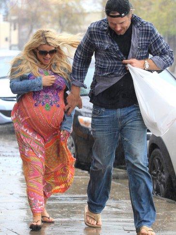 ¡Ha nacido el bebe de Jessica Simpson!