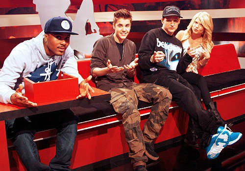 Justin Bieber en Ridiculousness de MTV