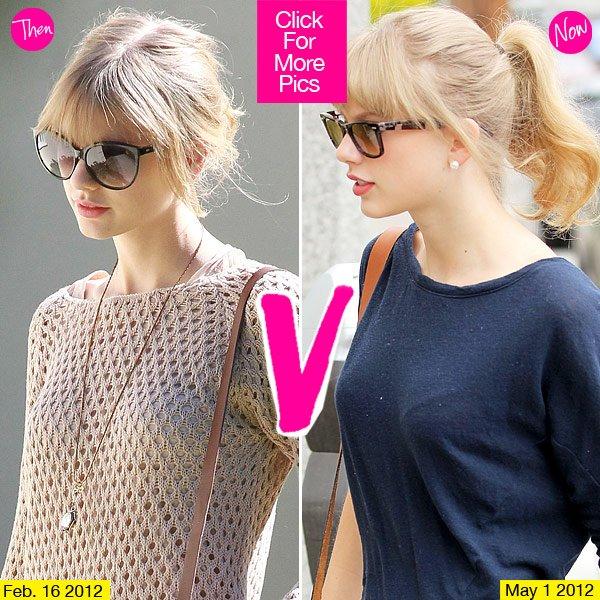 Más pruebas de que Taylor Swift se ha operado los pechos