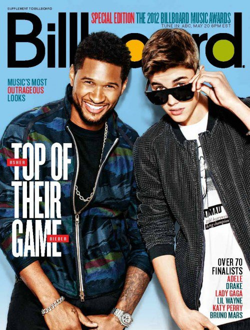 Justin Bieber en The Voice + Revista Billboard