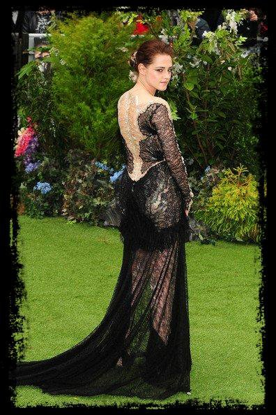 Kristen Stewart: premiere de Blanca Nieves